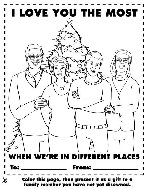 These Hilarious And WTF Pictures Are From A Real Coloring Book For Adults