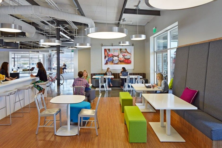 Design Blitz Have Completed The One Workplace Headquarters In Santa Clara California