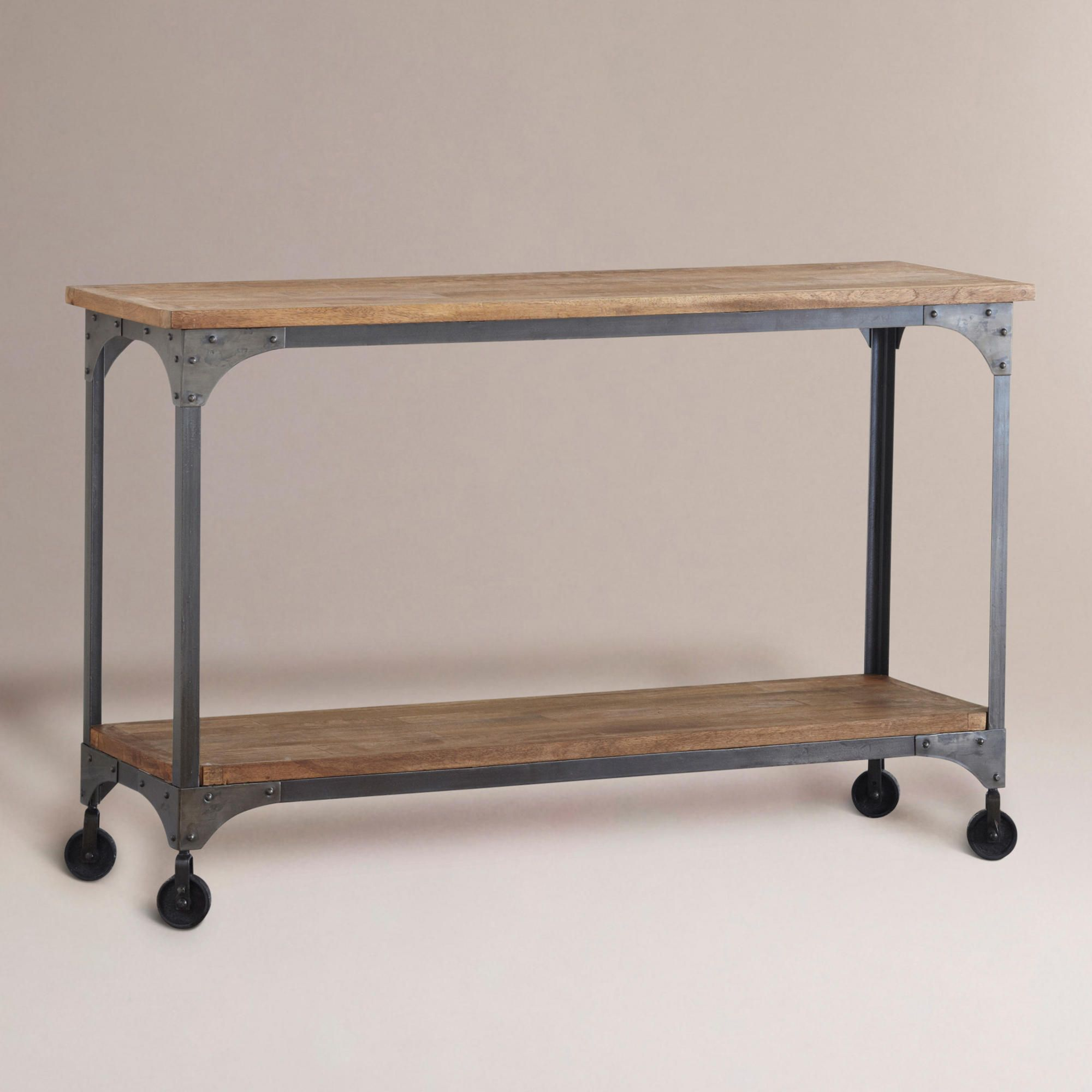 Aiden Console Table. I Wish There Was A World Market In Philly! Love This