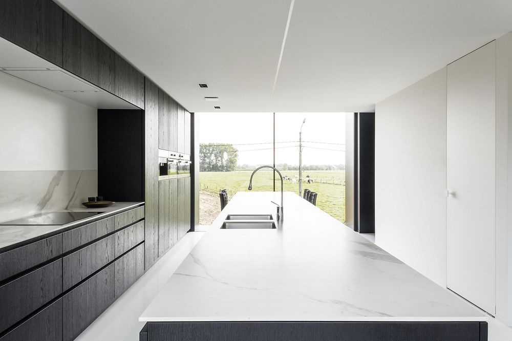 Francisca hautekeete architect gent projects h kitchens in