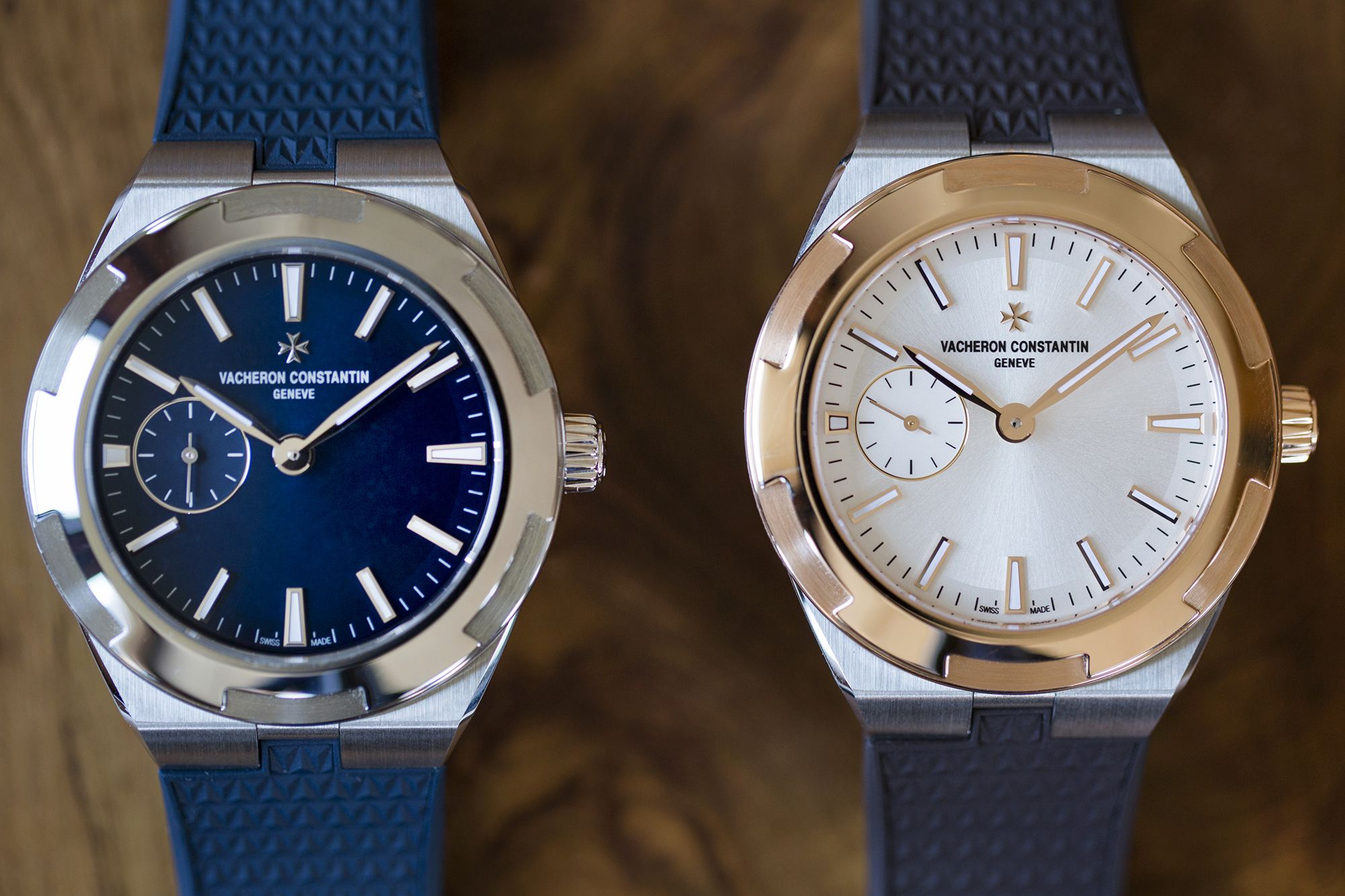 The Vacheron Constantin Overseas 37mm