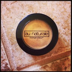 Beauty Is More Than Skin Deep: The Best Organic Makeup: Review of Au Naturale Brand #organicmakeup