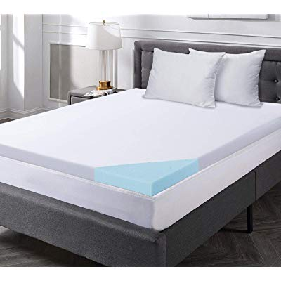 Amazon Com Associates Central Promotions And Bounties Memory Foam Mattress Topper Thick Mattress Topper Foam Mattress Topper