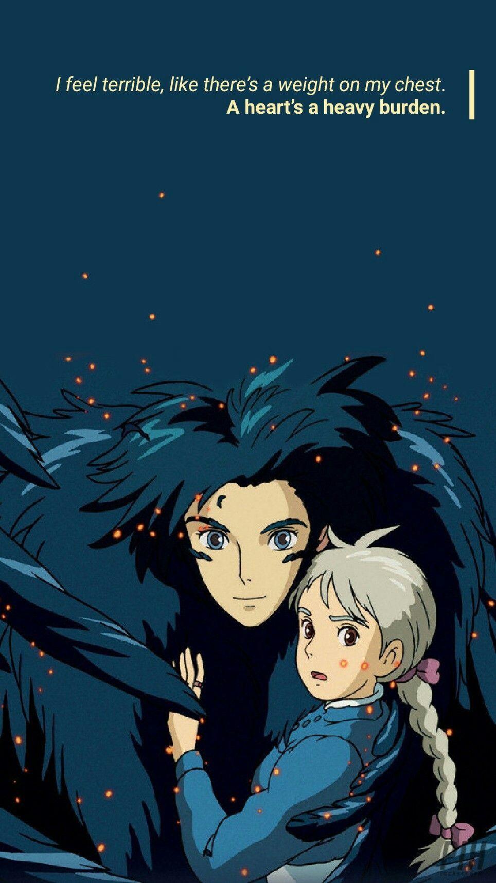 The Walking Castle Howl 39 S Moving Castle Anime Studio Ghibli Wallpaper Loc Anime Castle Ghibl Ghibli Artwork Studio Ghibli Characters Ghibli Art