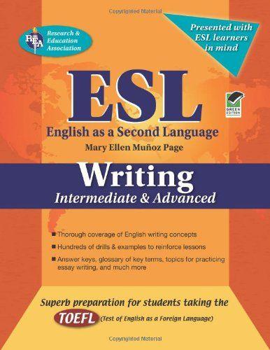 ESL Writing: Intermediate and Advanced: Amazon.de: Mary Ellen Munoz Page: Fremdsprachige Bücher