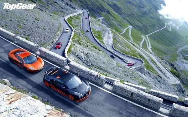 Top Gear Transfagarasan Romania Widescreen Wallpaper Wide Wallpapers Net Road Trip Fun Road Trip Trip