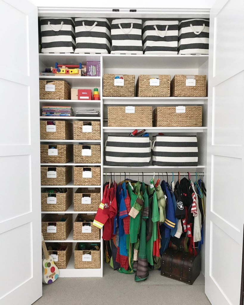 Nice Simply Done: A Gorgeous And Simply Organized Playroom