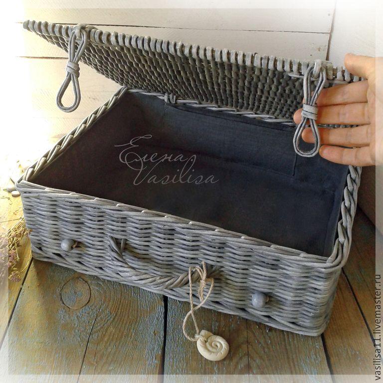 Плетеные чемоданы шьем хозяйственные сумки своими руками