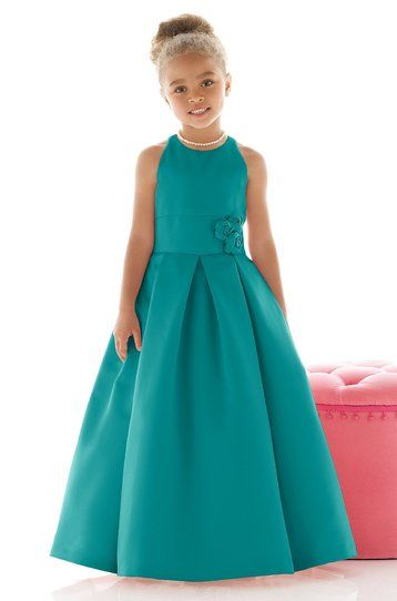 weddington way flower girl dress style: DESSY FL4022 ...