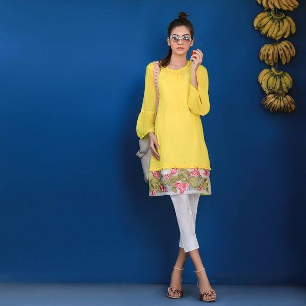 Sana Safinaz Ready to Wear Spring Summer Collection 2018 | Eastern ...