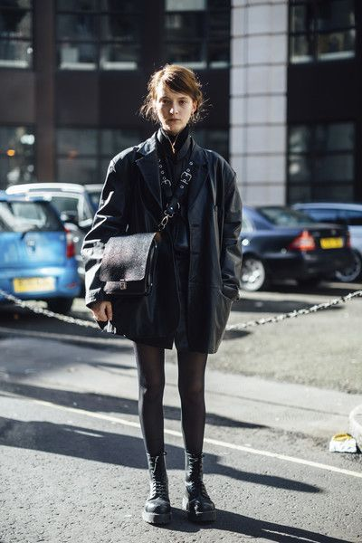 London Fashion Week Fall 2018 Attendees Pictures