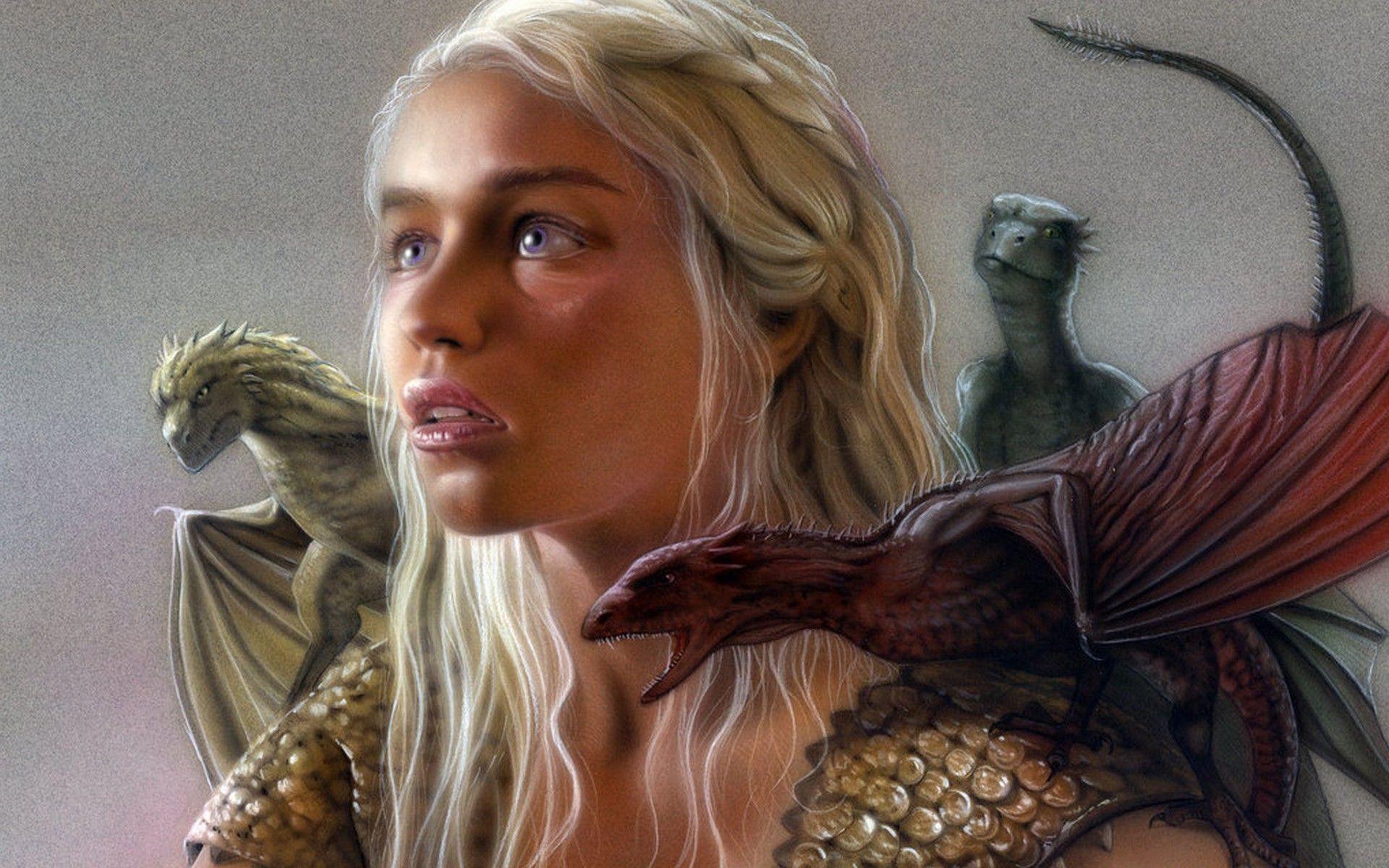 Daenerys Targaryen Game of Thrones Wallpaper 10237