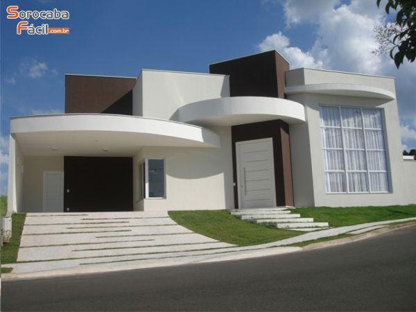 Modelos de casas fachadas modernas sonho pinterest for Modelos de casas fachadas fotos