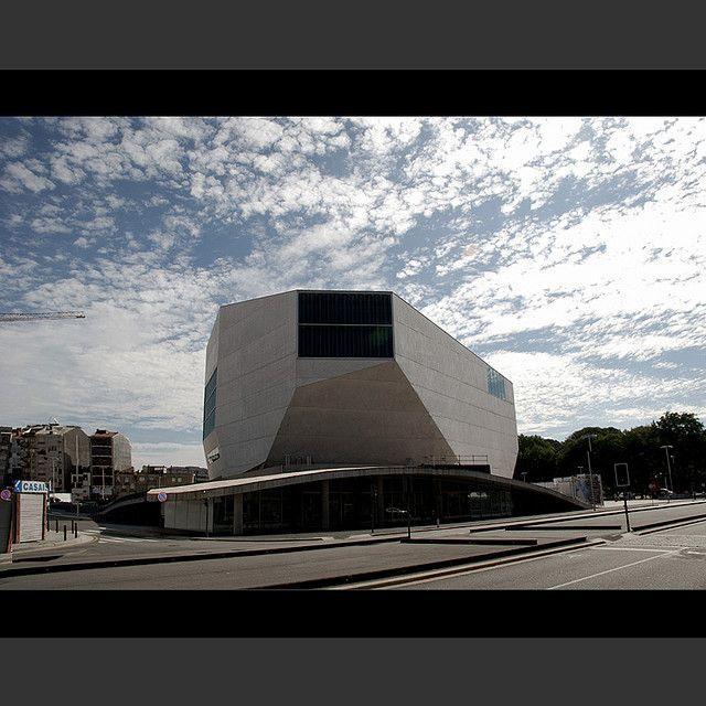 Rem Koolhaas - Casa da Música, Porto