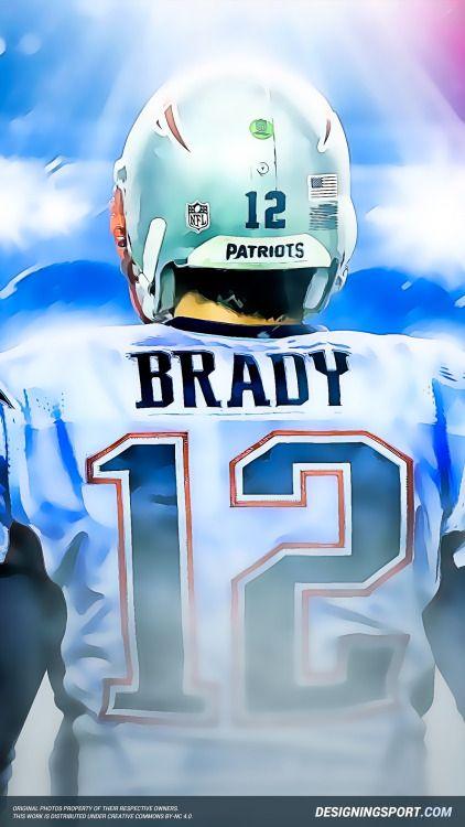 Designingsport Patriots Tom Brady Patriots New England Patriots Football