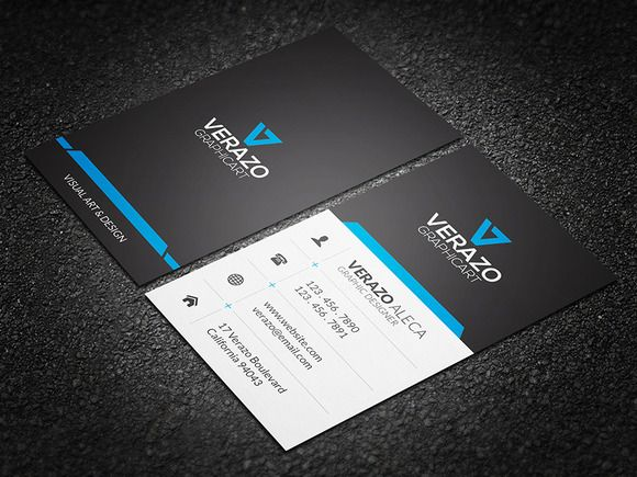Clean Vertical Business Card Vertical Business Cards Cleaning