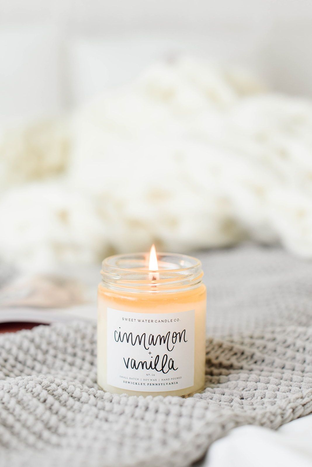 Our Cinnamon And Vanilla Candle Is A Creamy Dream The Sweet Mixed With Makes This Perfect For Any Room Of Your
