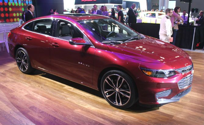 Here S How The 16 Chevy Malibu Hybrid Gets 5 Mpg Better Mpg Than The 16 Volt In Gas Burning Mode Even Though Both Use The Same Essent Malibu Hybrid Chevy Volt