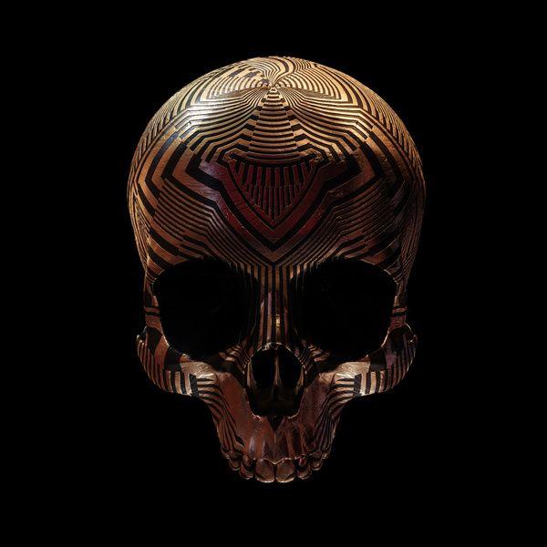 Hope you like skulls ;) Part 50 Art Print by Billelis   Society6