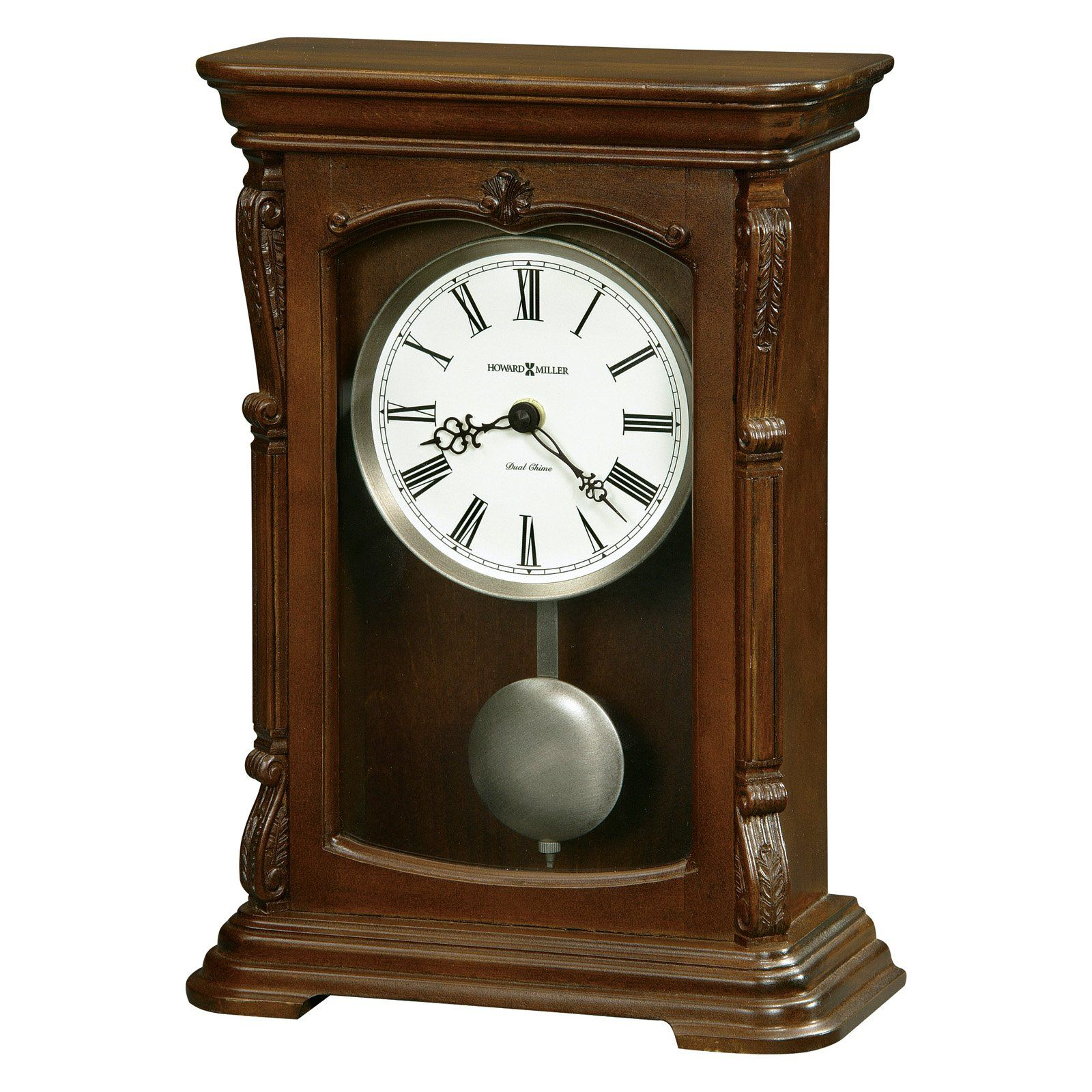 Howard Miller 635 149 Lanning 82nd Anniversary Mantel Clock