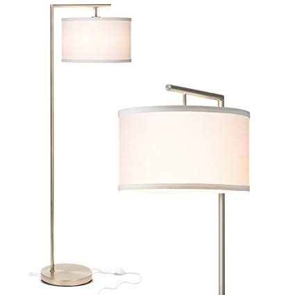 Brightech Mason Led Arc Floor Lamp