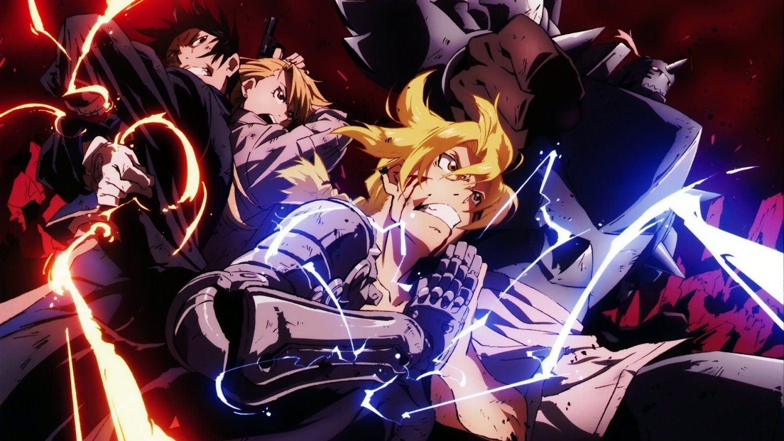 Epic Anime Fighting Pictures Fullmetal Alchemist Fullmetal Alchemist Brotherhood Anime Hd