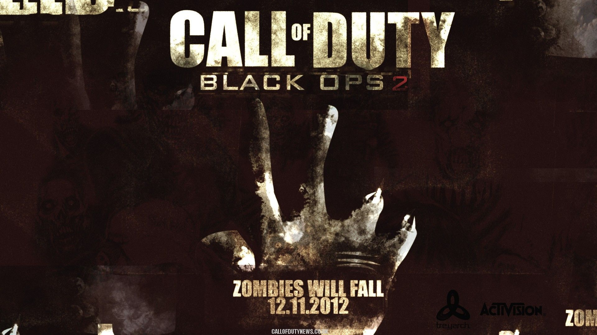 Amazing Black Ops Zombies Call Of Duty Zombies Zombie Wallpaper