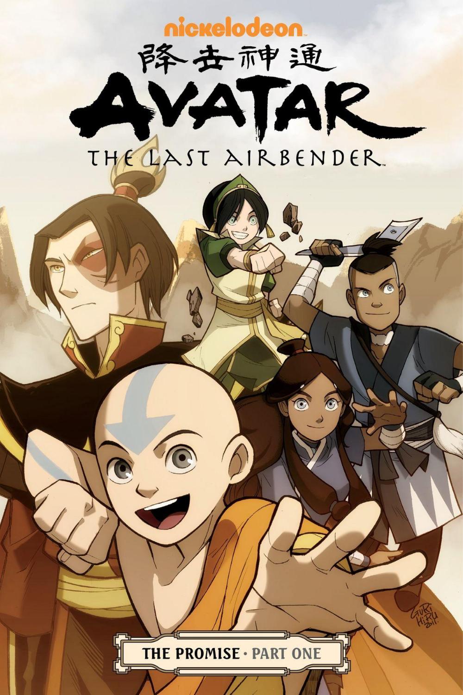 Resena Avatar The Last Airbender The Promise Part 1 El Ultimo Maestro Del Aire Avatar El Ultimo Maestro Aire Avatar La Leyenda De Aang