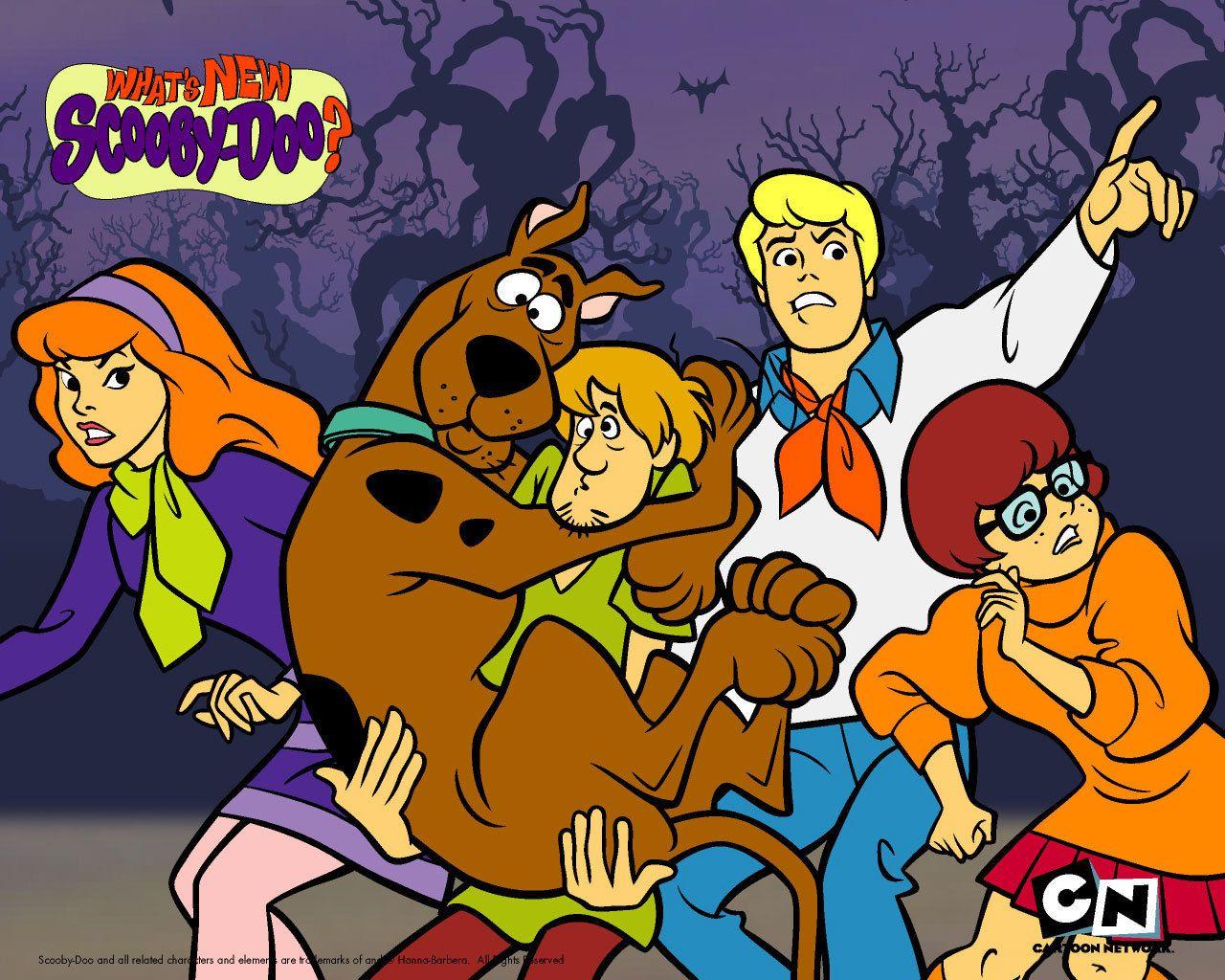 Scooby Doo Scooby Doo Wallpaper Whats New Scooby Doo