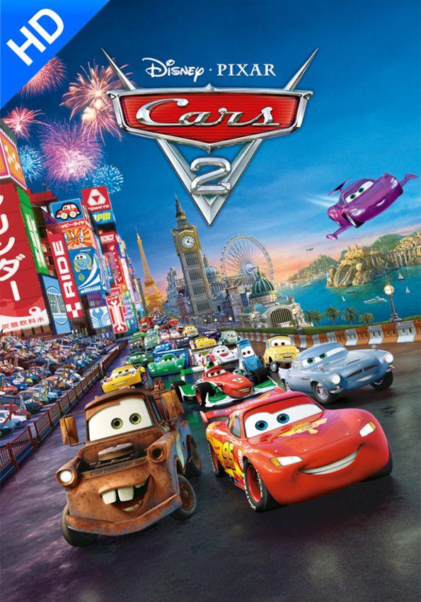 Wuaki Tv Smart Entertainment Cars 2 Pelicula Disney Cars Peliculas De Animacion