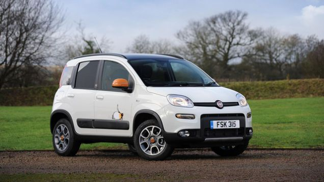 Why I Think The Fiat Panda 4x4 Is The Best Modern Small Car With