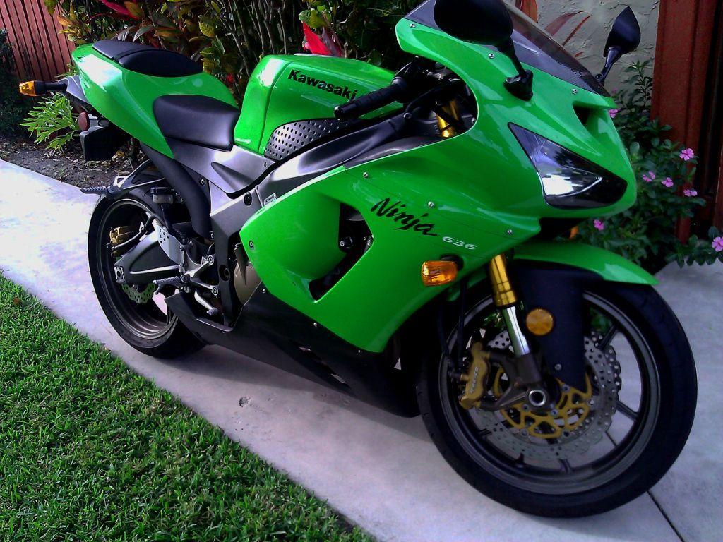 Most Up-to-date Gallery 2013 Kawasaki Ninja 600   Super Sport ...