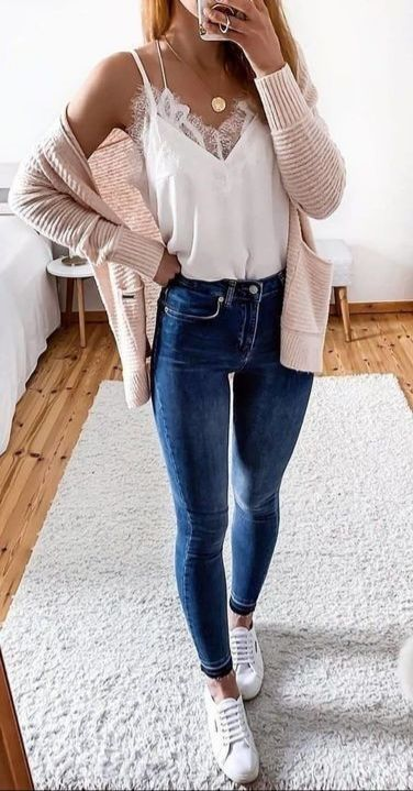 31 Trendy Casual Outfits-Ideen #schooloutfit