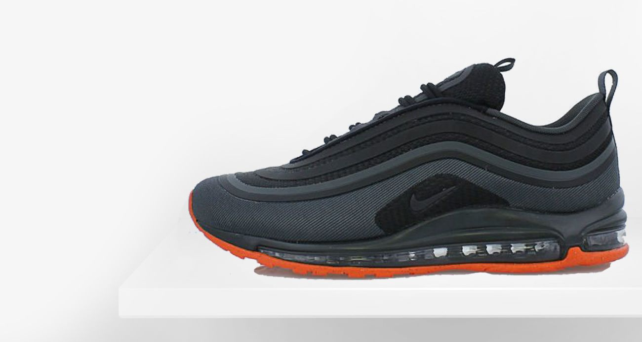 Nike Air Max 97 Ultra 17 Premium BlackOrange Available