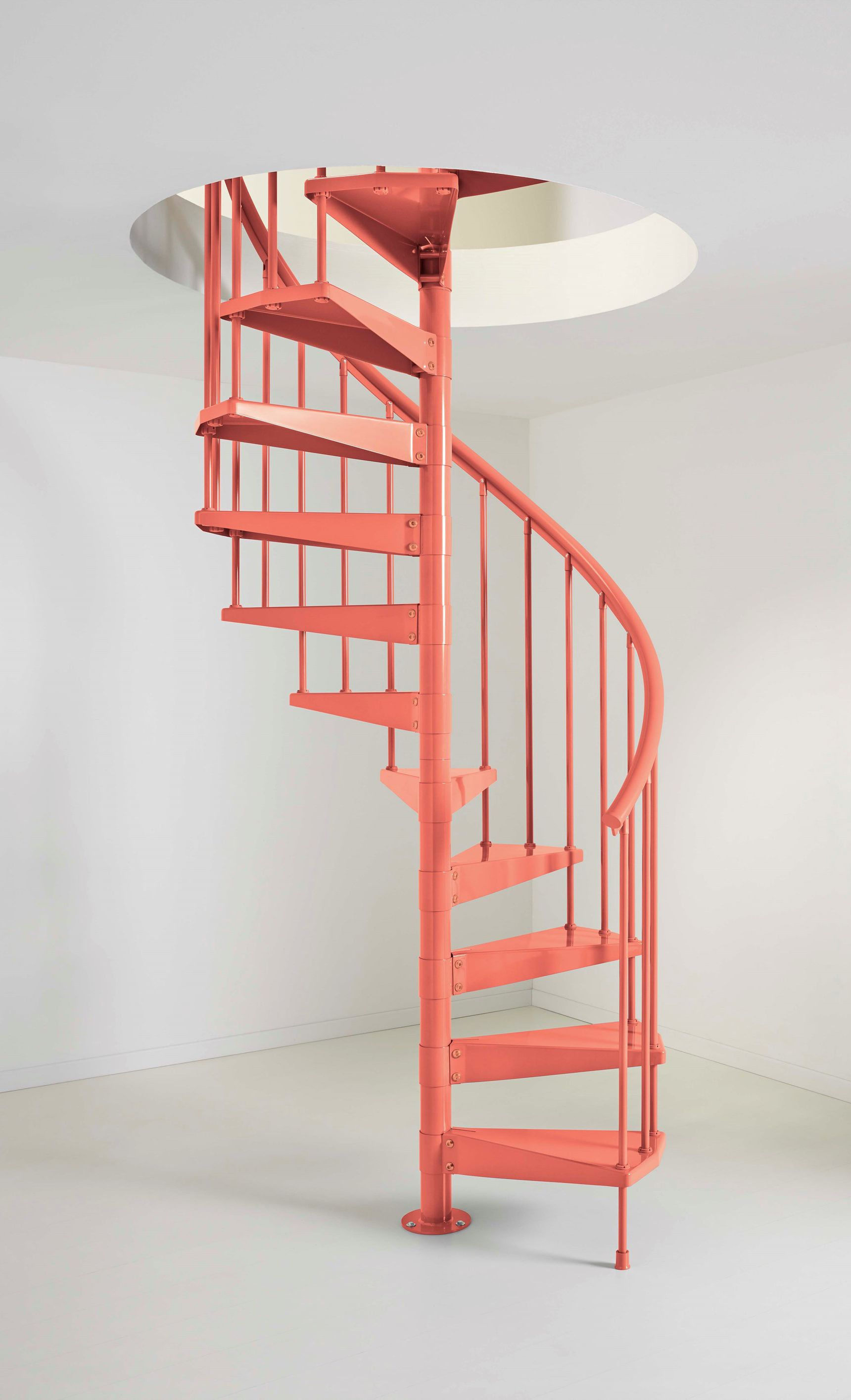 Best Clip Helical Steel Spiral Staircase In Kit Form In 2019 400 x 300