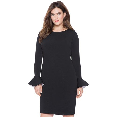 Melisita Sintia Buyuk Beden Siyah Elbise Dantel Elbise The Dress Elbise