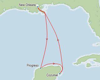 5 Night Western Caribbean Cruise Departs June 9th Or