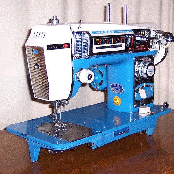Restored Morse 40 Fotomatic IV Sewing By RebornSewingMachine Fascinating Morse 4400 Sewing Machine