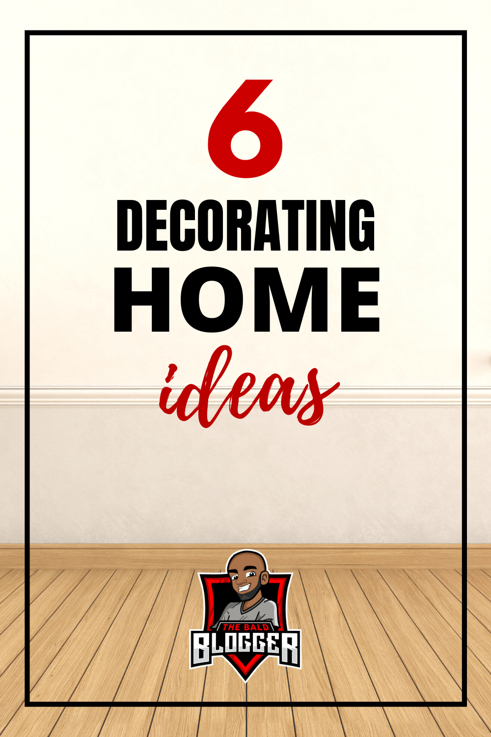 Decorating home ideas that you'll love! Get the inspiration you need to decorate your home. See these 6 ideas for decorating your home.  #decorhomeideas #tipsfordecoratinghome #decoratinghomeideas