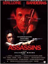 Assassins Film Francais Et Americain Policier Thriller Action Avec Sylvester Stallone Antonio Banderas Assassin Movies Movie Posters Best Movie Posters