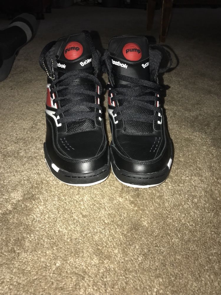 54543d5a542f Reebok Pump Omni Lite Dee Brown Retro Black Red White Size 9 Style J15298   fashion  clothing  shoes  accessories  mensshoes  athleticshoes (ebay link)