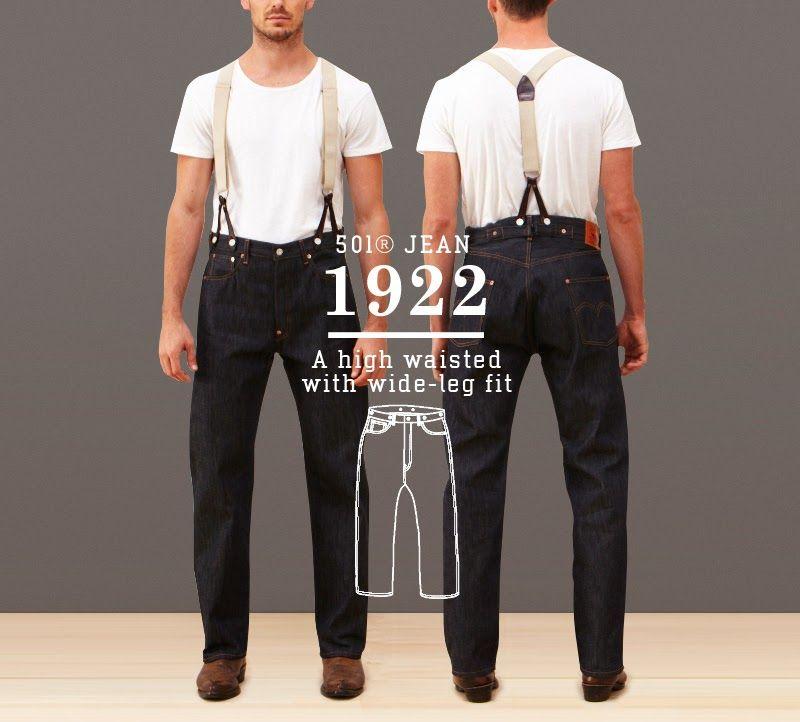 levis jeans modeller herr