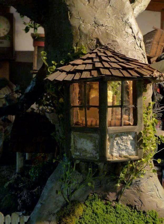 p i n t e r e s t : abbbygiiirl | Fairy Houses | Fairy