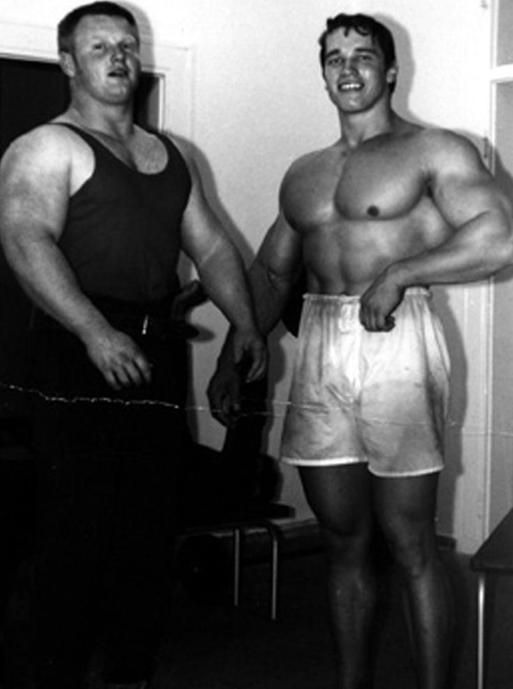 Time for some very rare arnold pics part 1 bodybuilding bodybuilder malvernweather Images
