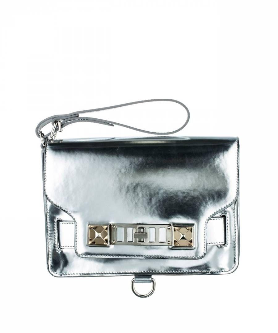 a0261a5aed6e Proenza Schouler PS11 Clutch Mirror - Clutches - Shop Online ...