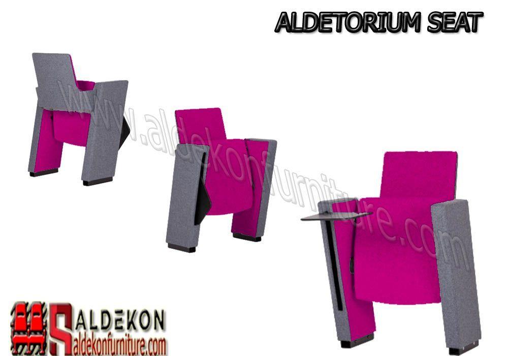 Photo of (27/384) TV Chair, University Furniture, VIP Stadium Chair, Werzalit Row, Wo ……