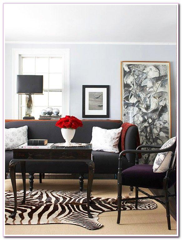 living room White Grey Gray in 2020   Wohnzimmer grau ...