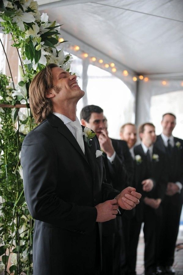 Genevieve Padalecki Wedding Jared S And Supernatural Photo 30183710