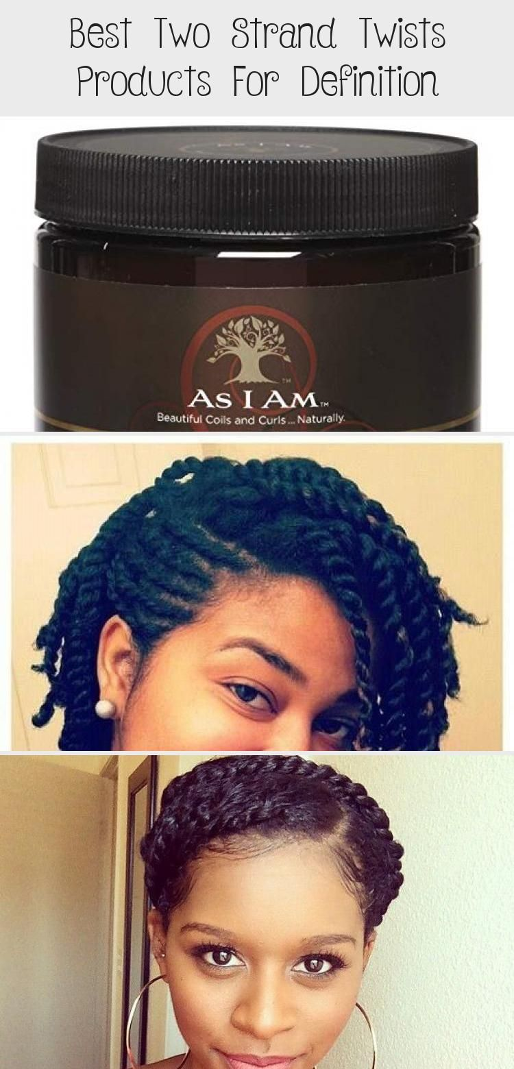 Best Two Strand Twists Products For Definition Curly