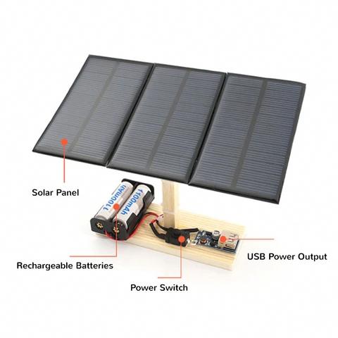 Portable Solar Power Generator With Good Heat Dissipation System Portablegenerator Powerinverter Battery In 2020 Solar Generator Solar Power Portable Solar Power
